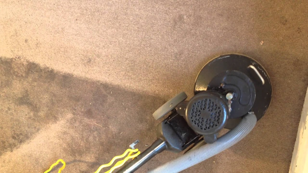 Carpet Cleaning For A Very Dirty Carpet In Norfolk Va