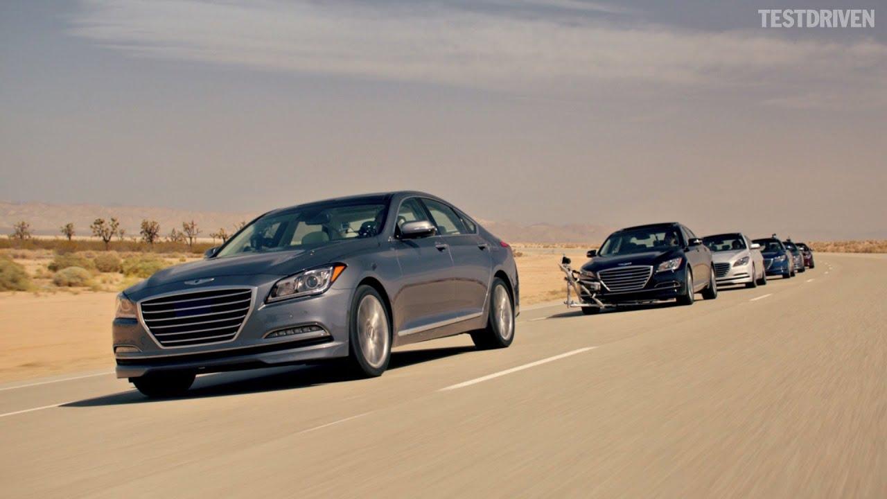 Publicité Hyundai – le convoi de voitures vides