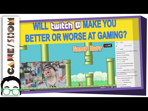 Will Twitch Make You Better or Worse at Gaming? | Game/Show | PBS Digital Studios