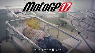 MotoGP 17 - Announcement Trailer