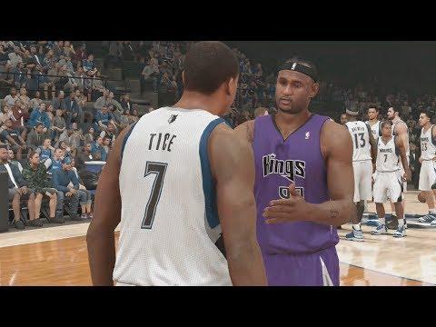NBA 2K14 Next Gen My Career - Legendary Game vs Jackson Ellis | First