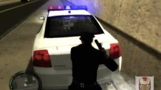 GTA San Andreas Cj Policia Por Un Dia
