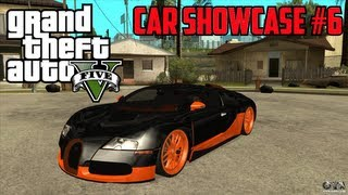 GTA V: Adder (Bugatti) Car Showcase #6