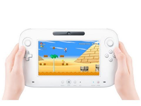 The Nintendo Wii U is revealed at E3 2011