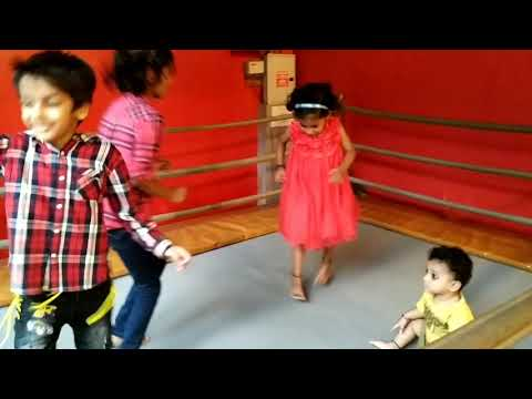 Kids fun at timezone R city mall Vikhroli Mumbai | Funny jumping game with good background sound