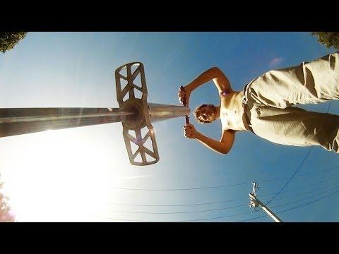 GoPro: Pogo