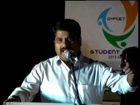 View's of Satej D. Patil about development of Kolhapur