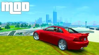 GTA V Cars In GTA IV San Andreas BETA 3 [Map MOD] For #GTAIV