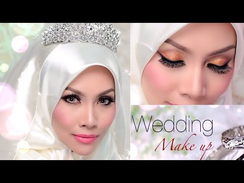 Wedding Day Make Up - Sendayu Tinggi Make-up Tutorial