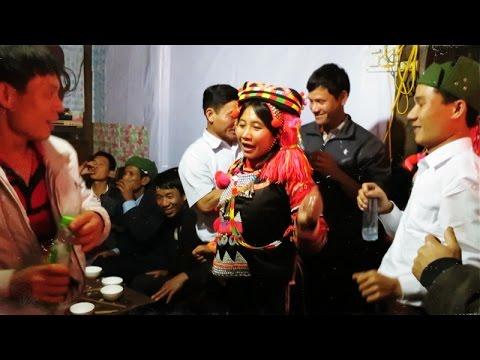 ĐÁM CƯỚI TÂY BẮC - Phần 2 [ Hani Traditional Wedding ]