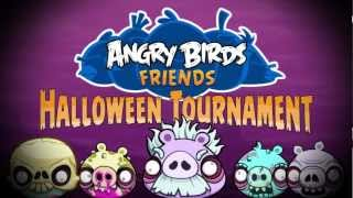 Angry Birds Friends Halloween Tournament On Facebook Do