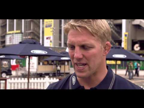 Lewis Moody on New Zealand vs England - 2014 | Rugby Video Highlights