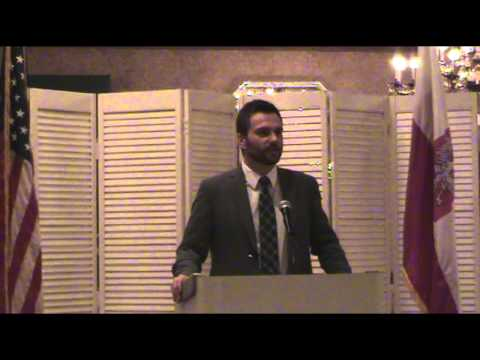 Polish Americans and Politics - Chicago Society Meeting, August, 2013