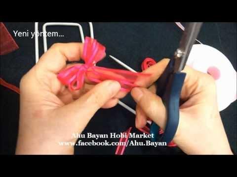 Fiyonk Yapımı - Ahu Bayan Hobi Market
