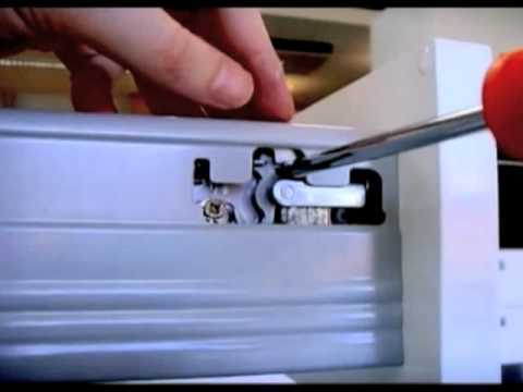 Youtube Fitting Lock To Ikea Kitchen Cabinet