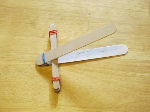 How To Make A Catapult For Kids Specificlove Youtube