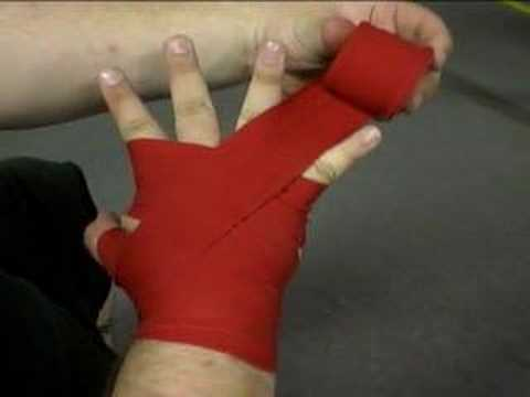 wrap your hands boxing