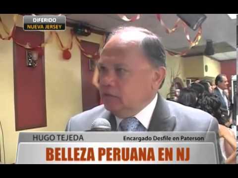 Belleza peruana en NJ