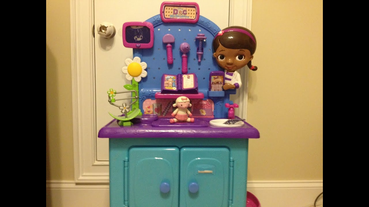 Disney Junior Doc Mcstuffins Get Better Checkup Center