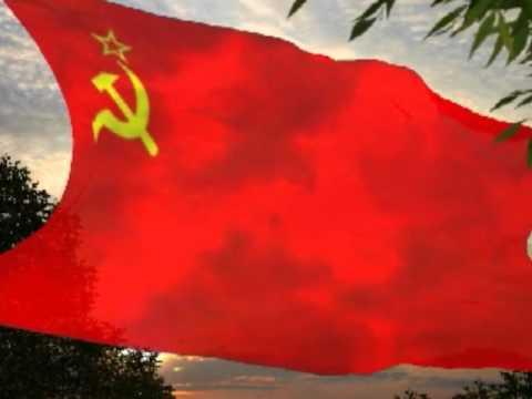 Inno Unione Sovietica cantato / Soviet Union Anthem sung (1944-1991)