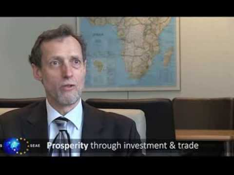 EEAS Africa Managing Director Nick Westcott on the 4th EU-Africa Summit