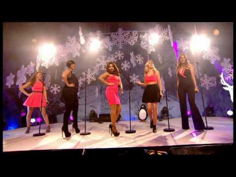 The Saturdays - What About Us - Top of the Pops Christmas - 25th December 2013
