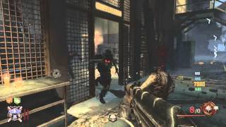 """Mob Of The Dead """"PHD Flopping"""" (Black Ops 2 Zombies: Grief Mode)"""