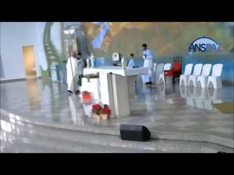 Santa Missa de Cura | 1° Domingo do Tempo Comum | 07.01.2017 | Padre José Sometti | ANSPAZ