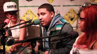 GOODZ AT PMS RADIO WITH T-REX