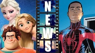 Disney Animation Today, Miles Morales Spider-Man Movie