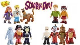 Scooby Doo Minifigure Blind Bags Review, Character