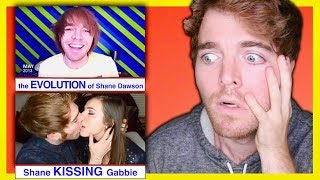 REACTING TO WEIRD COMPILATIONS OF ME (w/ MY EX GF)