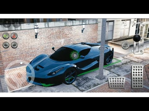 REAL CAR PARKING 2 - Funny Simulator Game 🎮# Android Video Games