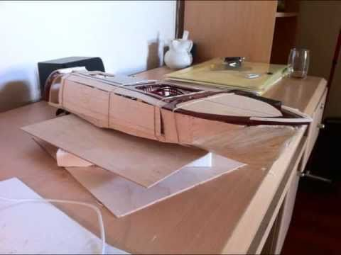 how to build a rc boat