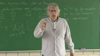 3 Ideas equivocadas en el lenguaje (Prof. Mario Montalbetti) [PUCP]