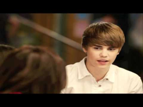 Justin Bieber chats to the victorious cast Part 1