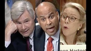"""""""YOU'RE NOT A SCIENTIST, ARE YOU??!!"""" Senators DESTROY Trump Nominees on Their Climate Change Denial"""