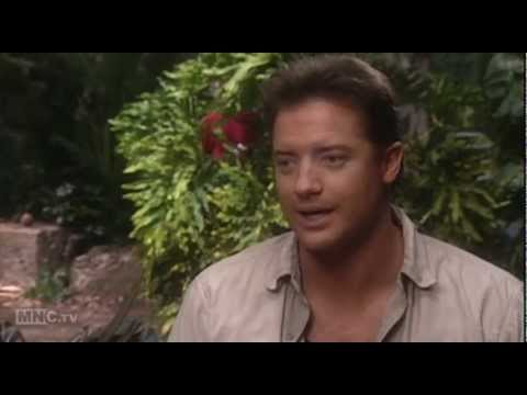 Movie Star Bios - Brendan Fraser