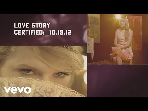 #VEVOCertified, Pt. 7: Love Story (Taylor Commentary)