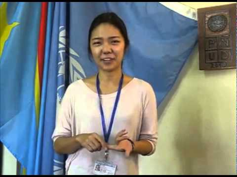 UN Youth Volunteers experience