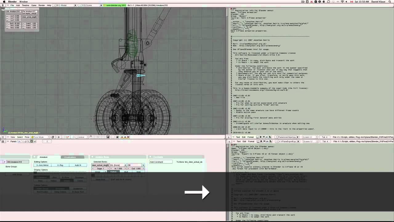 Blender Tutorial #8 - Rigging (4/4 Animation) (Greek ...