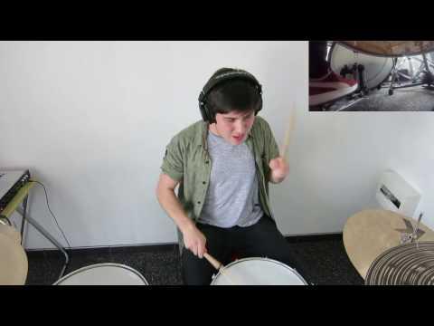 Paramore - Ain't It Fun Drum Cover (flavio hayer)