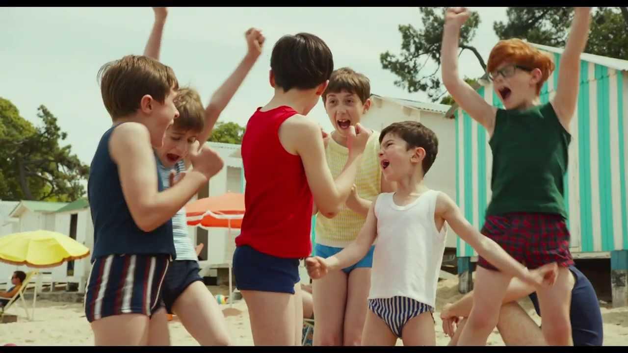 Les vacances du petit nicolas teaser 1 youtube - Le petit nicolas film ...