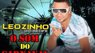 MC LEOZINHO DO RECIFE O SOM DO CARNAVAL MUSICA NOVA (2014)
