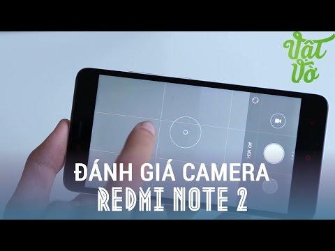 Vật Vờ| Đánh giá camera của Xiaomi Redmi Note 2