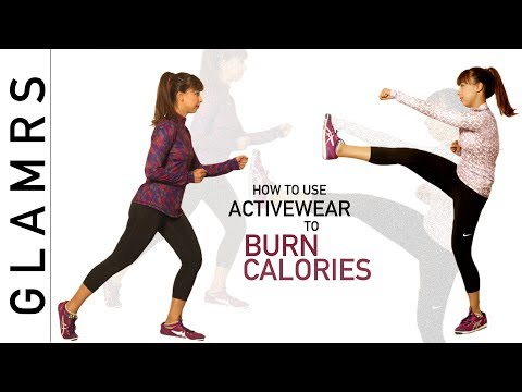 How To Use Activewear To Burn Calories | Healthy Closet Secrets