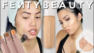 FENTY BEAUTY COLLECTION REVIEW | BRAND NEW