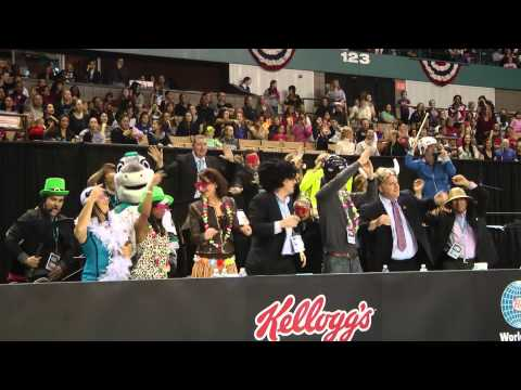 Harlem Shake (Long Version) - 2013 AT&T American Cup