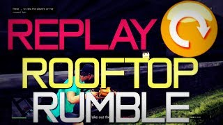 GTA 5 Online: Replay Roof Top Rumble Mission Post Patch
