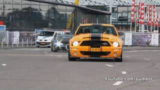 Ford Mustang Shelby GT500 SuperSnake Lovely Sound